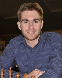 Davorin Kuljasevic - Newest Chess Grandmaster at Texas Tech