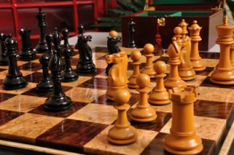 House of Staunton chess set
