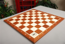 House of Staunton chess board